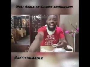 Video: Woli Arole – Chinese Restaurant